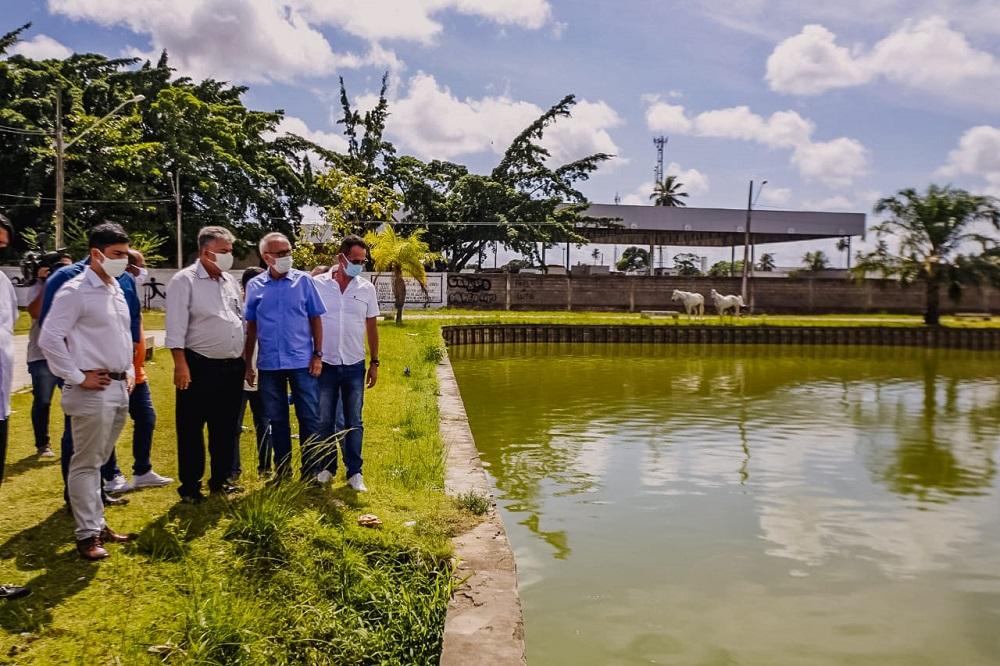 Cícero Lucena garante reativação do Parque das Três Lagoas para a prática  de canoagem e inspeciona equipamentos esportivos – Turismo em foco – Tudo  do turismo no Brasil e Mundo